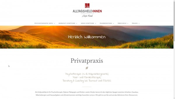 Psychotherapie Mainz Webseiten Relaunch